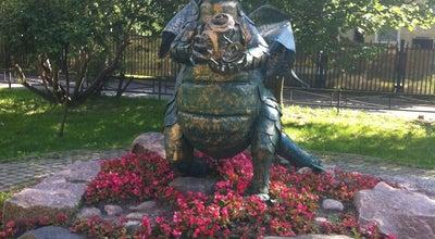 Photo of Playground Dragon's Garden at Вербная Ул., 13, Санкт-Петербург, Russia