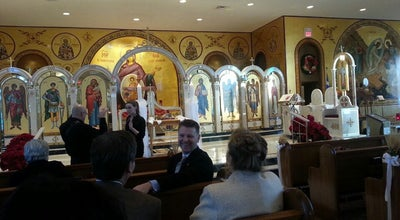 Photo of Church St. Demetrios Greek Orthodox Church at 893 N Church Rd, Elmhurst, IL 60126, United States