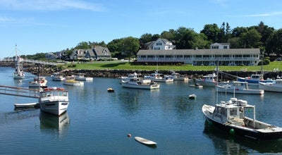 Photo of Seafood Restaurant Barnacle Billy's at 50 Perkins Cove Rd, Ogunquit, ME 03907, United States
