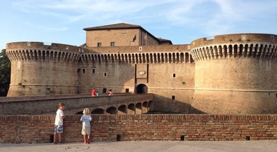Photo of Historic Site Rocca Roveresca at Piazza Del Duca, Senigallia 60019, Italy
