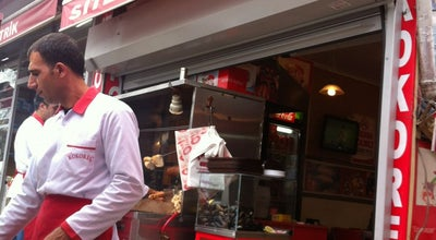 Photo of BBQ Joint Site Kokorec at Fatih Caddesi Keresteciler Cami, İstanbul, Turkey