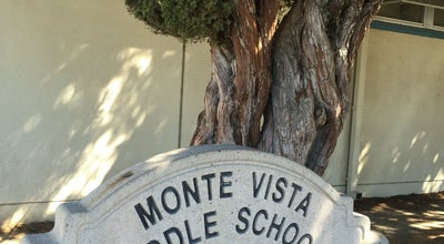 Photo of Middle School Monte Vista Middle School at 751 West Lowell Ave, Tracy, CA 95376, United States