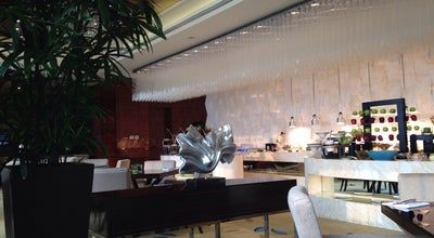 Photo of Hotel Bar Westin Wuhan Lobby Lounge at China