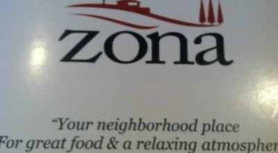 Photo of Italian Restaurant Zona at 4883 Merrick Rd, Massapequa Park, NY 11762, United States