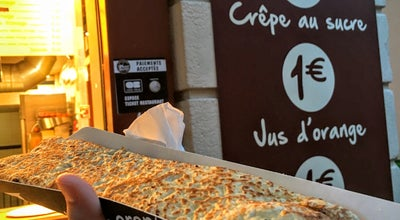 Photo of Creperie Crèperie du Cloître at 9 Place Cloître Saint-pierre, Avignon 84000, France