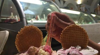 Photo of Ice Cream Shop Gelateria Artigianale at Amalfi, Italy