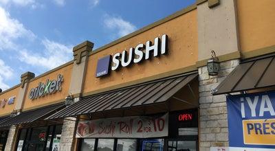 Photo of Sushi Restaurant Square Sushi at 101 N Mcdonald St, McKinney, TX 75069, United States