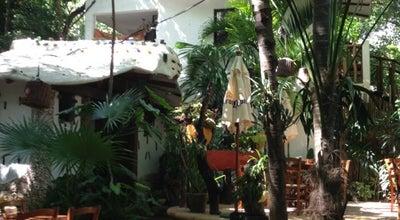 Photo of Mexican Restaurant La Cueva del Chango at Calle 38, Playa del Carmen 77100, Mexico