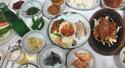 Photo of Korean Restaurant 건업리 보리밥 at South Korea