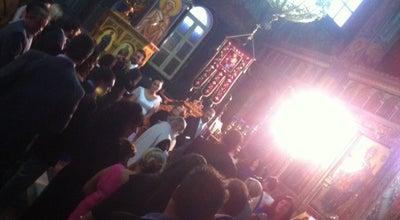 Photo of Church Ιερος Ναος Παμεγιστων Ταξιαρχων Κορυδαλλου at Αιγαιου, Korydallos 181 20, Greece