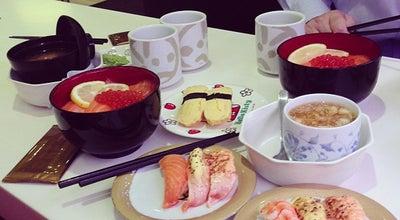 Photo of Sushi Restaurant Genki Sushi at #04-30, Orchard Central, Singapore 238845, Singapore