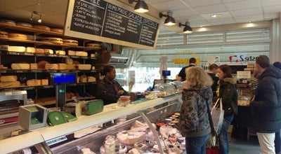 Photo of Cheese Shop Kaaspaleis at Statenweg 100, Rotterdam, Netherlands