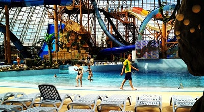 Photo of Water Park AquaSferra at Ул. Стадионная, 1я, Донецк 83102, Ukraine