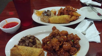 Photo of Chinese Restaurant Asian Wok at 5651 E Fowler Ave, Temple Terrace, FL 33617, United States