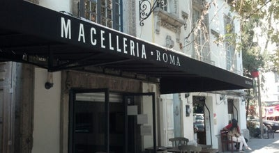 Photo of Italian Restaurant Macelleria Roma at Orizaba 127, Cuauhtémoc 06700, Mexico