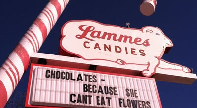 Photo of Candy Store Lammes Candies at 5330 Airport Blvd, Austin, TX 78751, United States