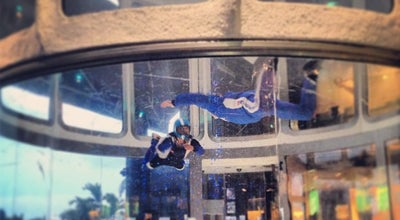Photo of Theme Park Ride / Attraction iFly Singapore at #01-01, 43 Siloso Beach Walk, Sentosa Island 099010, Singapore