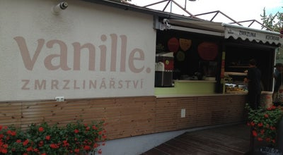 Photo of Cafe Vanille at Náměstí Míru, 227/14a, Prague, Czech Republic