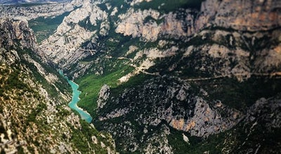 Photo of National Park Gorges du Verdon at Parc Naturel Régional Du Verdon, Aiguines 04120, France