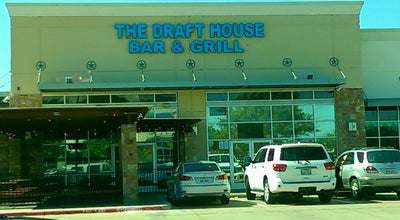 Photo of Bar The Draft House Bar & Grill at 2700 E Eldorado Pkwy, Little Elm, TX 75068, United States