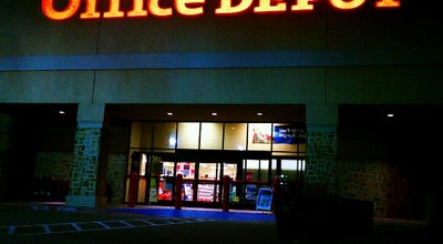 Photo of Paper / Office Supplies Store Office Depot at 2930 Preston Road Suite 700, Frisco, TX 75034, United States