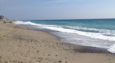 Photo of Beach Bagni Garibaldi at Lungomare Migliorini, Finale Ligure 17024, Italy