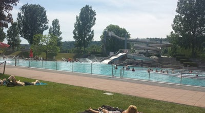 Photo of Pool Inselbad Untertürkheim at Inselbad 4, Stuttgart 70327, Germany