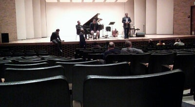 Photo of Concert Hall Dalton Center Recital Hall at In Dalton Center, Kalamazoo, MI 49008, United States