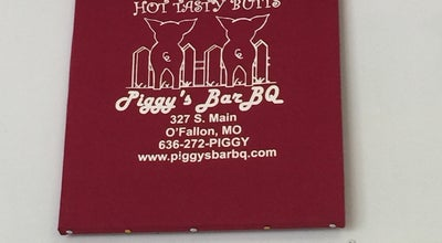 Photo of BBQ Joint Piggy's Bar BQ at 327 S Main St, O Fallon, MO 63366, United States