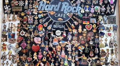Photo of American Restaurant Hard Rock Cafe Berlin at Kurfürstendamm 224, Berlin 10719, Germany