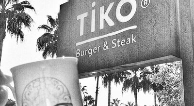 Photo of Burger Joint TiKO at Palmiye Mahallesi Adnan Menderes Bulvarı Onur Apartmanı 6/a, Mersin 33110, Turkey
