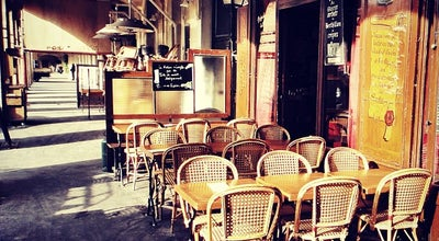 Photo of Cafe Ma Bourgogne at 19 Place Des Vosges, Paris 75004, France