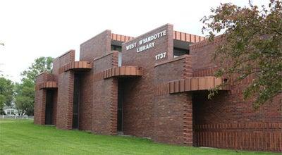 Photo of Library Kansas City, Kansas Public Library--West Wyandotte Library at 1737 N 82nd St, Kansas City, KS 66112, United States