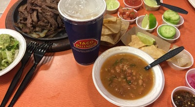 Photo of Mexican Restaurant Taco Palenque at 1020 W Expressway 83, Weslaco, TX 78596, United States