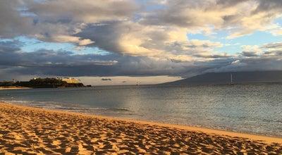 Photo of Beach Ali'i Kahekili Nui Ahumanu Beach Park at 65 Kai Ala Dr, Lahaina, HI 96761, United States
