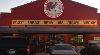 Photo of BBQ Joint Rudy's Country Store And Bar-B-Q at 3450 Chautauqua Ave, Norman, OK 73072, United States
