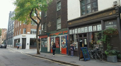 Photo of Museum Pollock's Toy Museum & Toy Shop at 1 Scala St, London W1T 2HL, United Kingdom