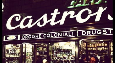 Photo of Coffee Shop Castroni at Via Cola Di Rienzo 196/198, Roma 00193, Italy