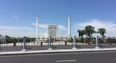 "Photo of Mosque ""Minor"" jome' masjidi / ""Minor"" mosque at Kichik Xalqa Yo'li, Tashkent, Uzbekistan"
