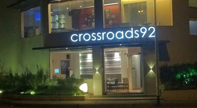Photo of Italian Restaurant Crossroads 92 at Opp. Om Shanti Circle, Near Aquaria Grande, Mumbai 400103, India