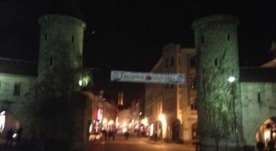 Photo of Historic Site Tallinna Linnamüür / Tallinn City Wall at Tallinn, Estonia