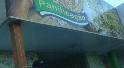 Photo of Bakery Panificação Nossa Senhora de Fátima at R. Campo Do Vasco, Penedo 57200-000, Brazil