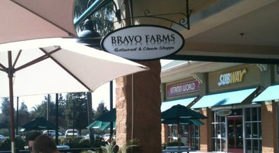 Photo of American Restaurant Bravo Farms Resturant and Cheese Shoppe at 1691 Retherford St, Tulare, CA 93274, United States
