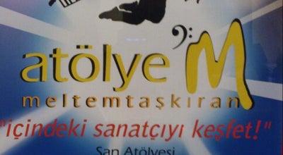 Photo of Music Venue Atölye'M Meltem Taşkıran at Rasimpaşa Mahallesi Uzun Hafız Sokak No:167, İstanbul, Turkey