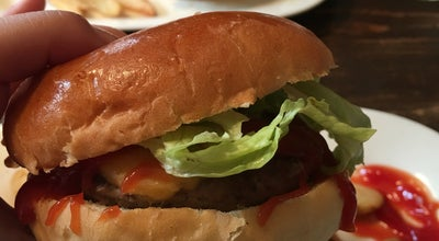 Photo of Burger Joint RED WOOD at 大手町一丁目3−2, 大分市, Japan
