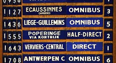 Photo of Museum Train World at Prinses-elisabethplein 5 Place Princesse Elisabeth, Schaarbeek 1030, Belgium