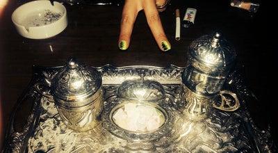 Photo of Hookah Bar Tiryaki Shisha Lounge ''ALAÇATI'' at Tokoğlu Mahallesi 1002 Sokak. No: 3/f, İzmir, Turkey