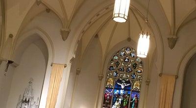 Photo of Church St. Raphael's Catholic Church at 225 E High St, Springfield, OH 45505, United States