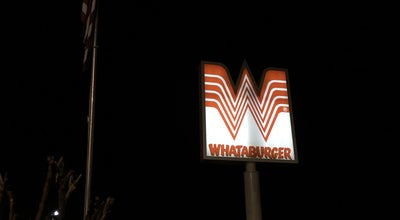Photo of Restaurant Whataburger at 2586 N Monroe St, Tallahassee, FL 32303, United States