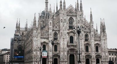 Photo of Historic Site Milan Cathedral at Italy